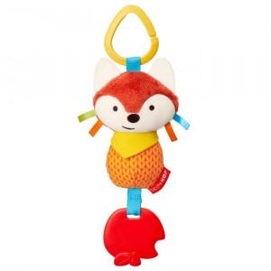 01 bandana buddies chime and teethe toy fox 305407 2700 2 - HTUK Gifts