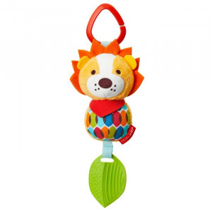 01 bandana buddies chime and teethe toy lion 305406 2700 2 - HTUK Gifts