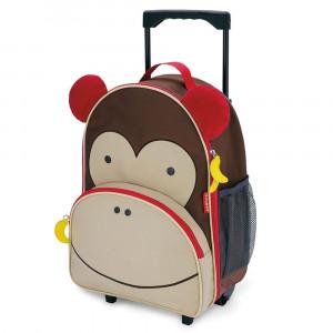 01 zoo kids rolling luggage monkey 212303 2700 2 - HTUK Gifts