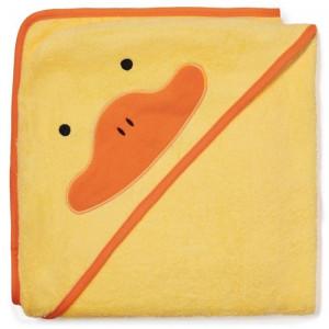 01 zoo towel duck - HTUK Gifts