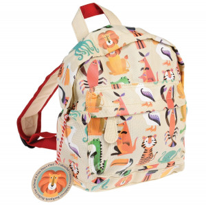 Colourful Creatures Mini Backpack 111 - HTUK Gifts