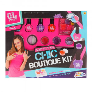 Glitz And Glam Chic Boutique Kit 3 - HTUK Gifts