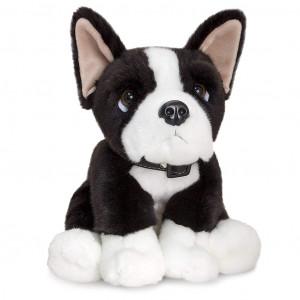 Keel Toys 35cm Boston Terrier fffg1 - HTUK Gifts