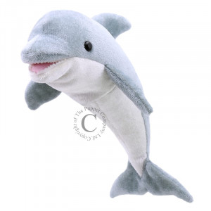 Large Finger Puppets Dolphin 800x800 1 - HTUK Gifts