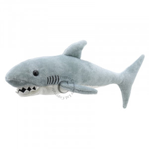 Large Finger Puppets Shark Great White 800x800 1 - HTUK Gifts