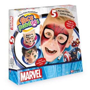 Marvel Face Paintoos Pack L HR RGB 1024x1024@2x - HTUK Gifts