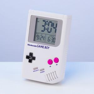 PP3935NN Game Boy Alarm Clock Square Lifestyle - HTUK Gifts