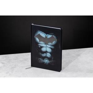 PP5051BM Batman Metal Notebook CDU of 12 pcs Lifestyle 04 - HTUK Gifts