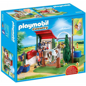 Playmobil 6929 Country Horse Grooming 1111 - HTUK Gifts