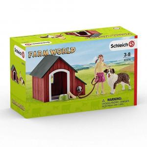 Schleich Dog Kennel - HTUK Gifts
