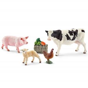 Schleich Farm World My First Farm Animals 22 - HTUK Gifts