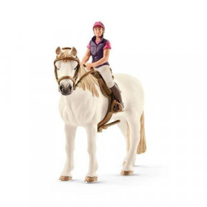 Schleich Recreational Rider with Horse - HTUK Gifts