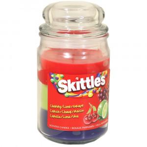 Skittles 16oz Jar Strawberry Green Apple Grape 41727 7 - HTUK Gifts