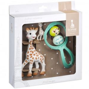 Sophie the Giraffe by Sophie la girafe Newborn Gift Set gggg22222 - HTUK Gifts