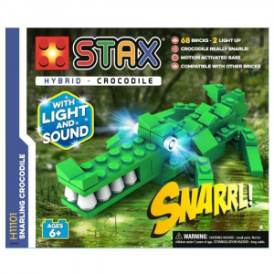 Stax Hybrid Snapping Crocodile 33 - HTUK Gifts
