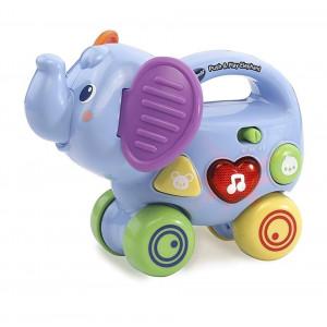VTech Push Play Elephant 11111 - HTUK Gifts