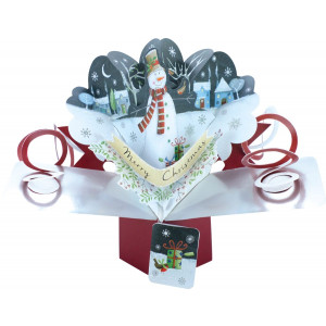 XPOP037 Snowman massive - HTUK Gifts