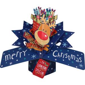 XPOP051 Reindeer massive - HTUK Gifts