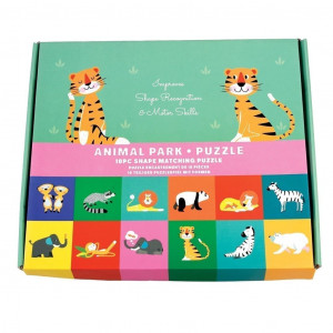 animal park puzzle 27976 1 - HTUK Gifts
