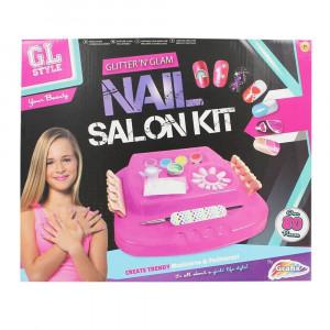 glitter art set nails 1 - HTUK Gifts
