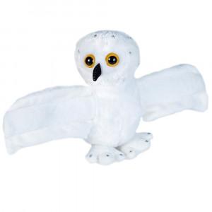 hugger snowy owl - HTUK Gifts