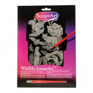 wildlife scrapeart 904 pekm850x888ekm - HTUK Gifts