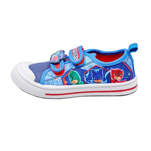 Boys Canvas Pumps Kids PJ Maskjpg - HTUK Gifts