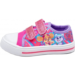 Girls Canvas Pumps Kids Paw Patrol Shoes Trainers - HTUK Gifts